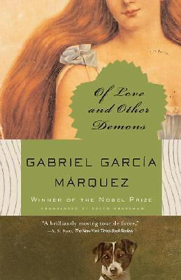 Of Love and Other Demons (Vintage International), Gabriel Garcia Marquez, Accept