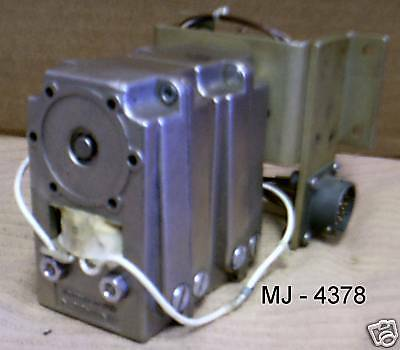 Harris R. F. Communications - Alternating Current Motor - P/N: 6049-6502 (NOS)