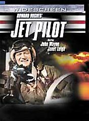 Jet Pilot (1957) by John Wayne, Janet Leigh, Jay C. Flippen, Paul Fix, Richard