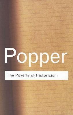 The Poverty of Historicism (Routledge Classics) by Popper, Karl