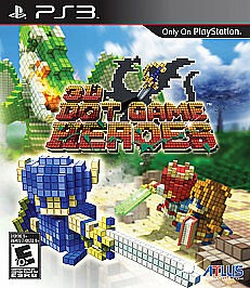 3D Dot Game Heroes - Playstation 3 by Atlus