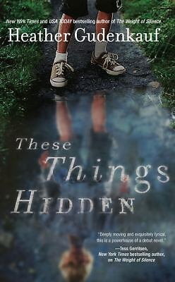 These Things Hidden, Heather Gudenkauf, Good Book