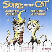 Songs of the Cat by Frederica von Stade, Garrison Keillor