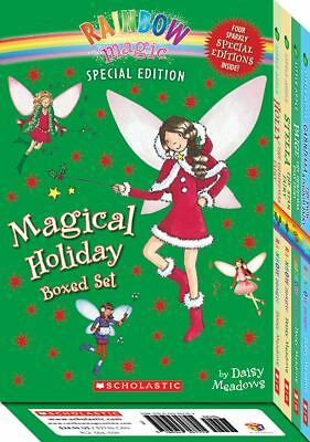 Magical Holiday Boxed Set: Rainbow Magic Special Edition by Meadows, Daisy
