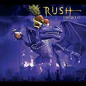 Rush in Rio by Rush