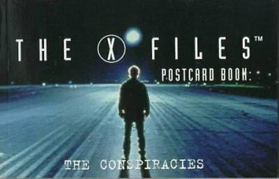 X-Files Postcard Book by Carter, Chris, Harper Prism