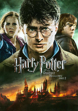 Harry Potter and the Deathly Hallows, Part 2 by Daniel Radcliffe, Rupert Grint,