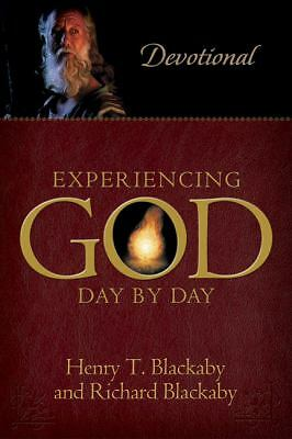 Experiencing God Day by Day: Devotional by Blackaby, Henry, Blackaby, Richard