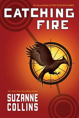 Catching Fire (The Second Book of the Hunger Games), Suzanne Collins, Good Book