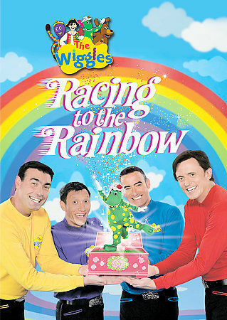 The Wiggles: Racing to the Rainbow by