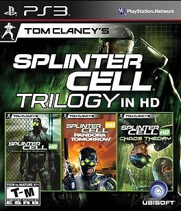Tom Clancy's- Splinter Cell Triology