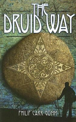 THE DRUID WAY by Philip Carr-Gomm / Pagan / Out-Of-Print / Bibliophile