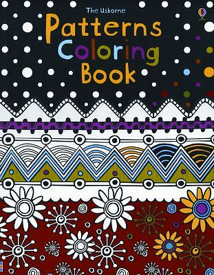 Patterns Coloring Book (Coloring Books), Rogers, Kirsteen, Acceptable Book