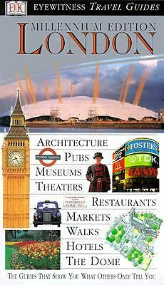 London (Doerling Kindersley Travel Guides) by