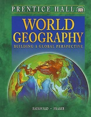 World Geography : Building a Global Perspective, PRENTICE HALL, Good Book