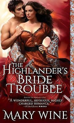 The Highlander's Bride Trouble (The Sutherlands), Wine, Mary, Good Book