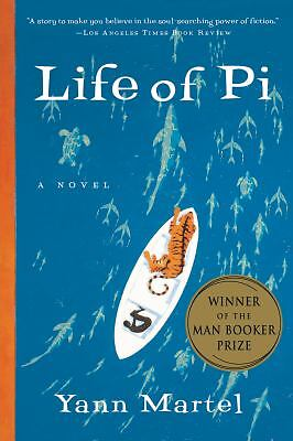 Life of Pi, Yann Martel, Good Book