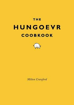 The Hungover Cookbook, Crawford, Milton, Good Book