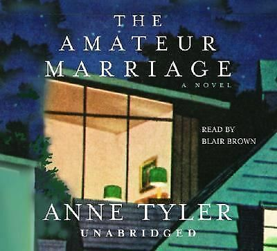 The Amateur Marriage, Tyler, Anne, Good Book