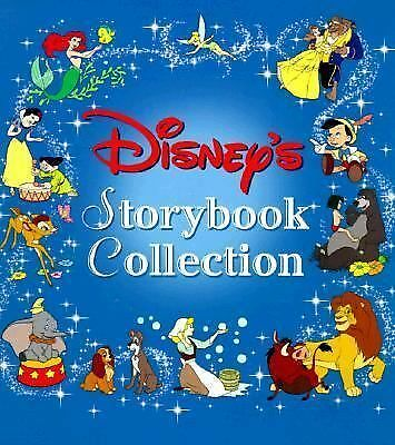 Disney's Storybook Collection (Disney Storybook Collections), Various, Good Book