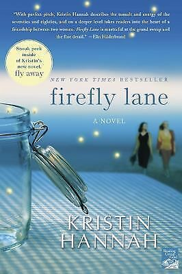 Firefly Lane, Kristin Hannah, Acceptable Book