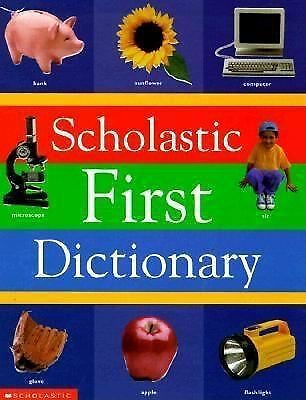 Scholastic First Dictionary, Levey, Judith, Good Book