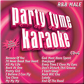 Party Tyme Karaoke: R&B Male by Party Tyme Karaoke