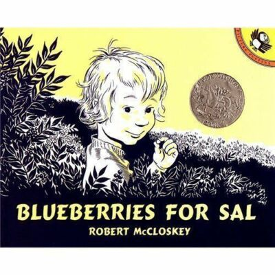 Blueberries for Sal (Picture Puffins), Robert McCloskey, Good Book