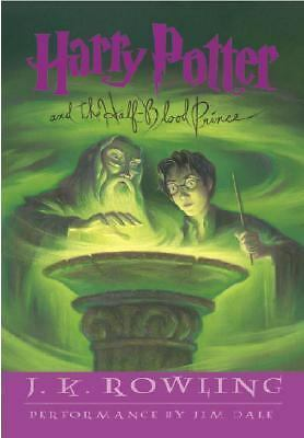 Harry Potter and the Half-Blood Prince (Book 6) by