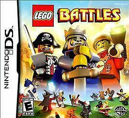 Lego Battles - Nintendo DS by