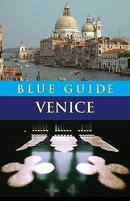 Blue Guide Venice (Eighth Edition)  (Blue Guides) by Macadam, Alta