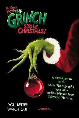 How the Grinch Stole Christmas! by Gikow, Louise