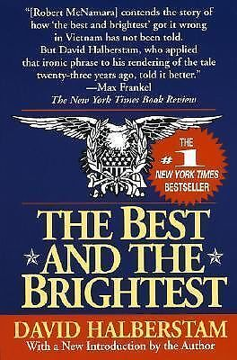 The Best and the Brightest, David Halberstam, Good Book