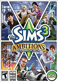 The Sims 3: Ambitions by