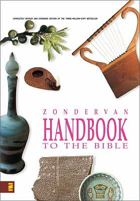 Zondervan Handbook to the Bible, Revised Edition, David and Pat Alexander, Accep
