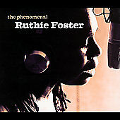 The Phenomenal Ruthie Foster, Ruthie Foster,  Used,  VGC