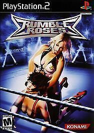 Rumble Roses - PlayStation 2 by Konami