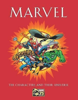 Marvel: The Characters and Their Universe, Mallory, Michael, Good Book