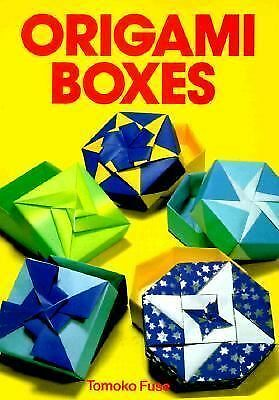 Origami Boxes by Fuse, Tomoko