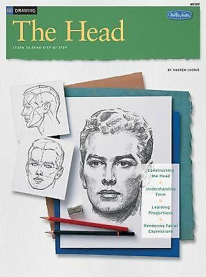 Drawing: The Head (HT197), Andrew Loomis, Acceptable Book