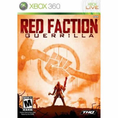 THQ 55046 RED FACTION GUERRILLA by THQ