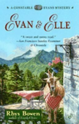 Evan and Elle (Constable Evan Evans Mysteries) by Bowen, Rhys