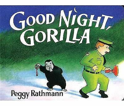 Good Night, Gorilla, Peggy Rathmann, Good Book