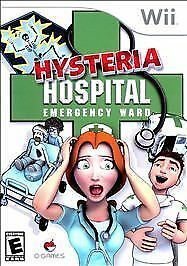 Hysteria Hospital - Nintendo Wii, Good Nintendo Wii, Nintendo Wii Video Games
