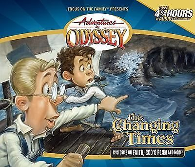 Changing Times (Adventures in Odyssey), , Acceptable Book