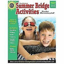 Summer Bridge Activities®, Grades 1 - 2 by