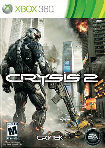 Crysis 2 - Xbox 360 by
