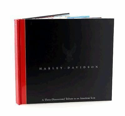 Harley-Davidson: A Three-Dimensional Tribute to an American Icon Hardcover 1998