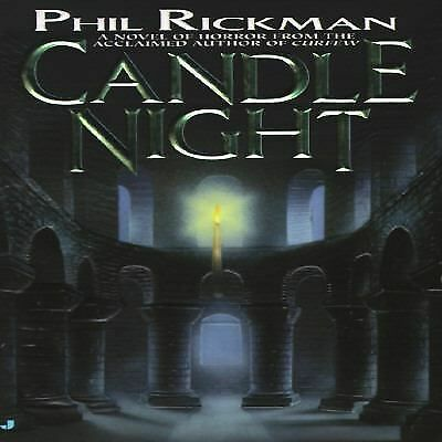 Candlenight by Phil Rickman (1995)
