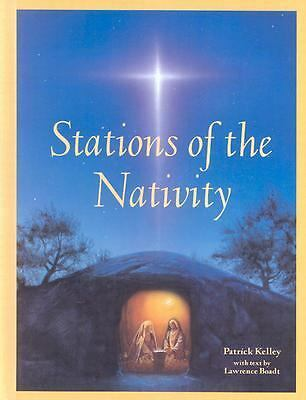 Stations of the Nativity, Kelley, Patrick, Boadt, Lawrence, Good Book